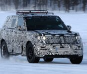 2022 Range Rover Render Autobiography Vogue New Body Style
