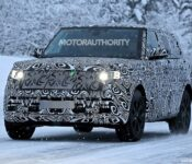 2022 Range Rover Sport Redesign Svr Images Pictures All