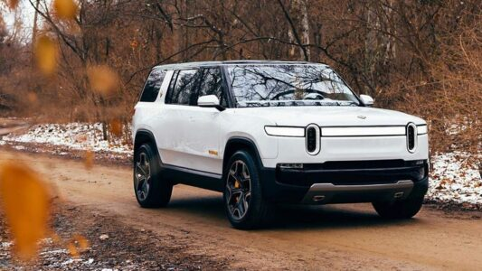 2022 Rivian R1s Ev Base Style Electric Vs