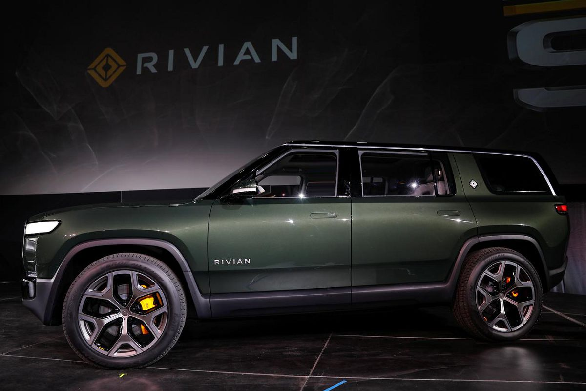 2022 Rivian R1s Model X R1st Msrp News