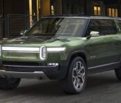 2022 Rivian R1s Width Cargo Colors Height Images