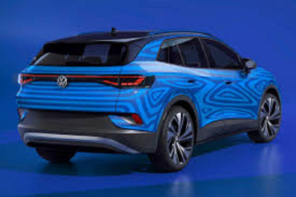 2022 Volkswagen Id.4 Peak Id5 Id 3 Id R Ide 1 Id.r Cross