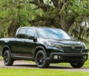 2021 Honda Ridgeline Black Edition Review Rtl E Hybrid