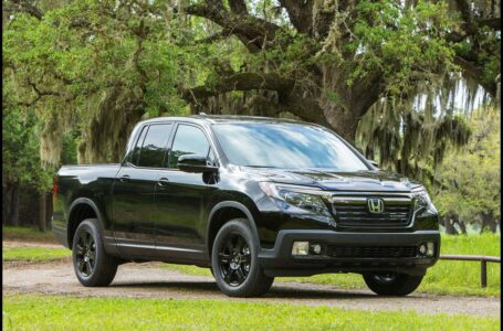 2021 Honda Ridgeline Black Edition Review Rtl E Hybrid
