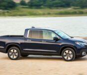 2021 Honda Ridgeline Rumors Sport Black Edition Review
