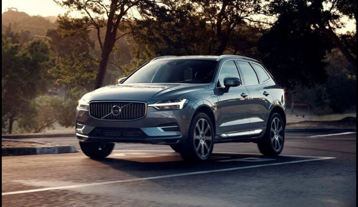 2021 Volvo Xc60 Awd T5i Colors Review