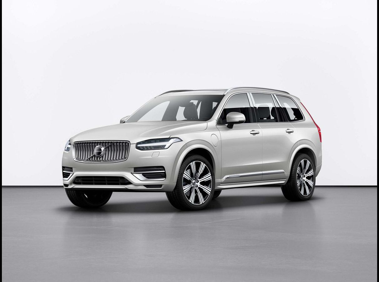 2021 Volvo Xc60 Changes Colors Hybrid Review