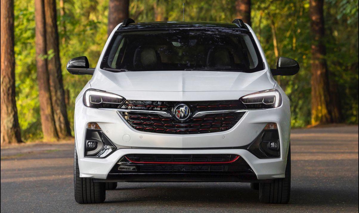 2022 Buick Encore Horsepower Towing Capacity Build Vs App