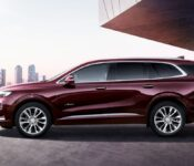 2022 Buick Encore New Vin Recalls Length Ratings Color Dimensions