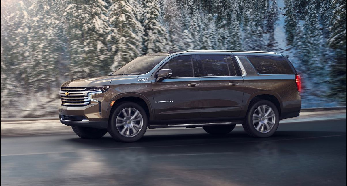2022 Chevrolet Suburban Power Price Trims Colors 1 Ton Dimensions Wikipedia