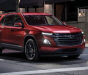 2022 Chevrolet Traverse 1lt 2lt Release Date Colors