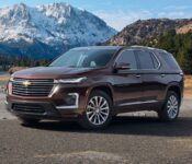 2022 Chevrolet Traverse Awd Price 3lt Premier Awd