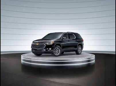 2022 Chevrolet Traverse Incentives Running Boards