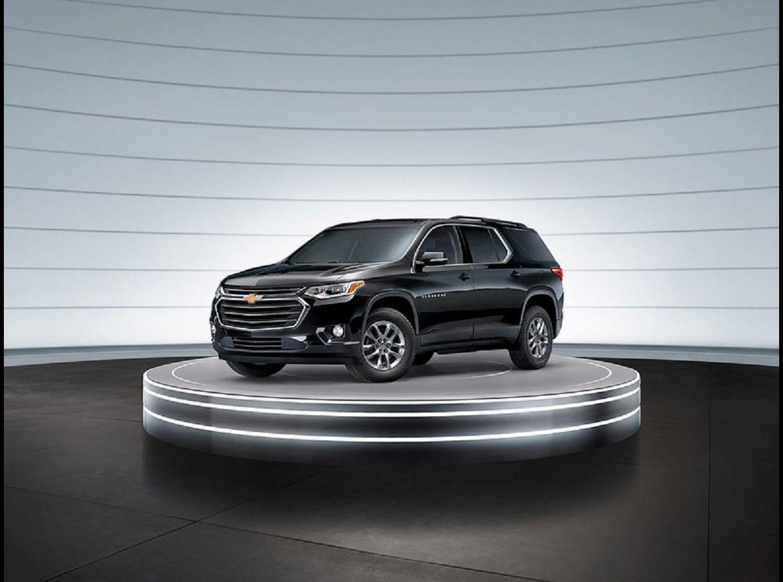2022 Chevrolet Traverse Incentives Running Boards
