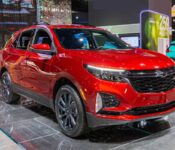 2022 Chevrolet Traverse Ltz Mpg