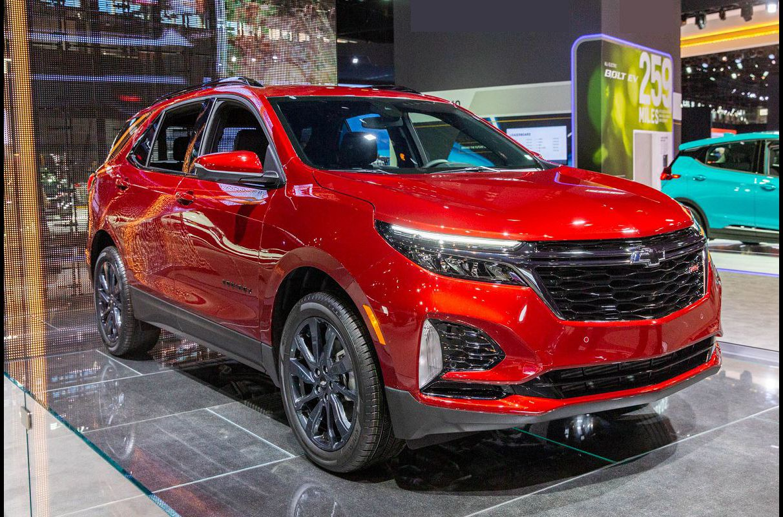 2022 Chevrolet Traverse Ltz Mpg