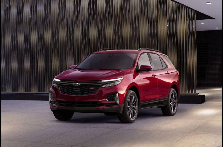 2022 Chevrolet Traverse Trims Redline