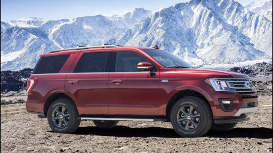 2022 Ford Expedition Brochure Interior Redesign
