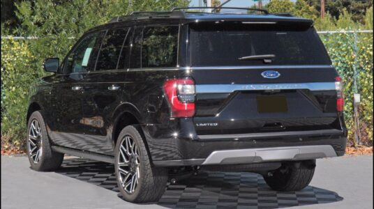 2022 Ford Expedition Dimensions Accessories