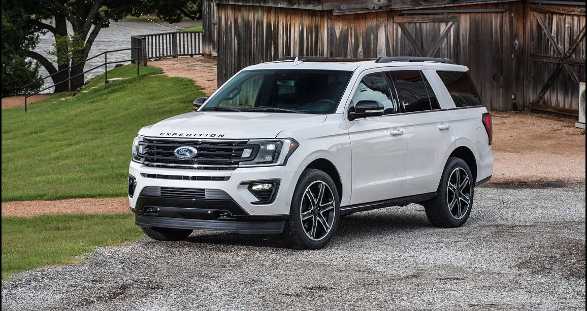 2022 Ford Expedition King Ranch Max Vs Chevy Tahoe