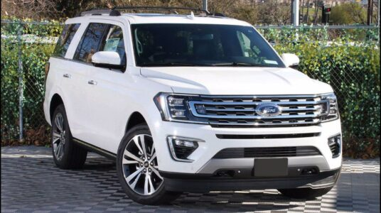 2022 Ford Expedition Max 4x4 Floor Mats