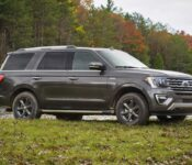 2022 Ford Expedition Towing Capacity Max Xlt