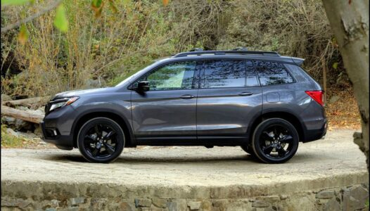 2022 Honda Passport Form Pictures Service Release