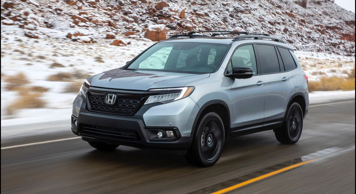 2022 Honda Passport Number Login Card Office Transmission