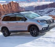 2022 Honda Passport Redesign Changes Application Price