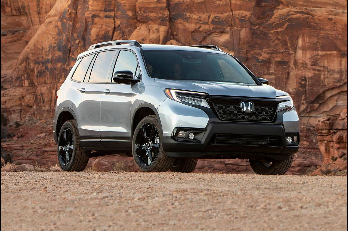2022 Honda Passport Review Sport Transmission Type Spec
