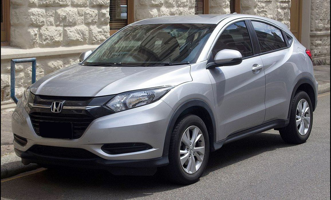 2022 Honda Vezel Accessories Parts Hrv Fuel Consumption