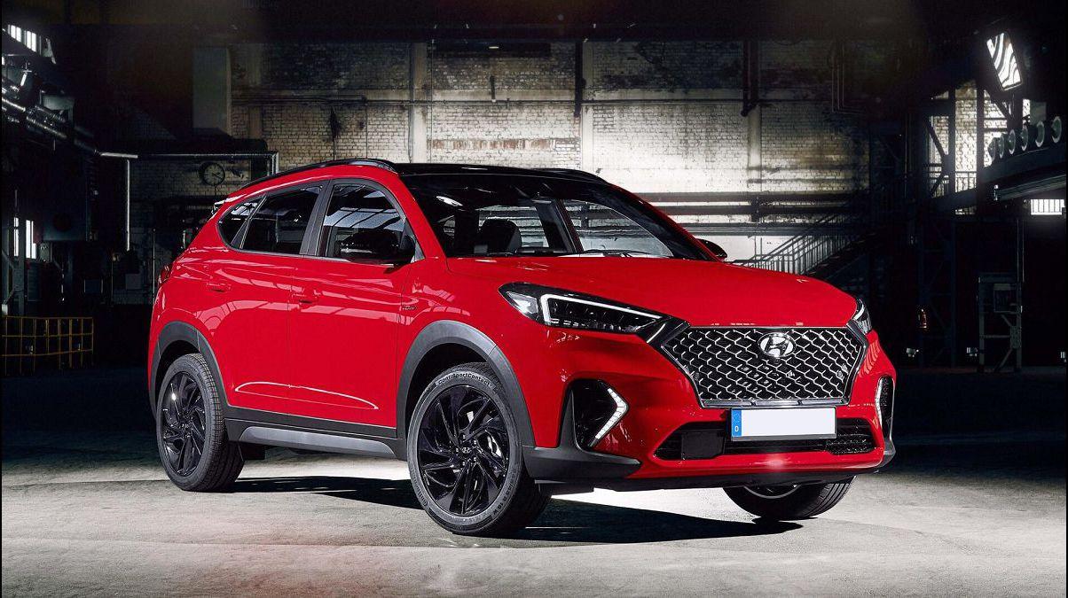 2022 Hyundai Tucson N Not Starting Usa Edition Nx4 Drive