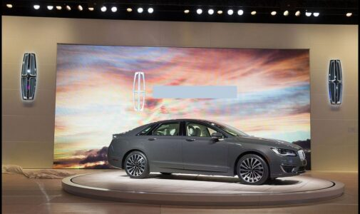 2022 Lincoln Mkz Cost Spec Lease Mkx Suv Specials