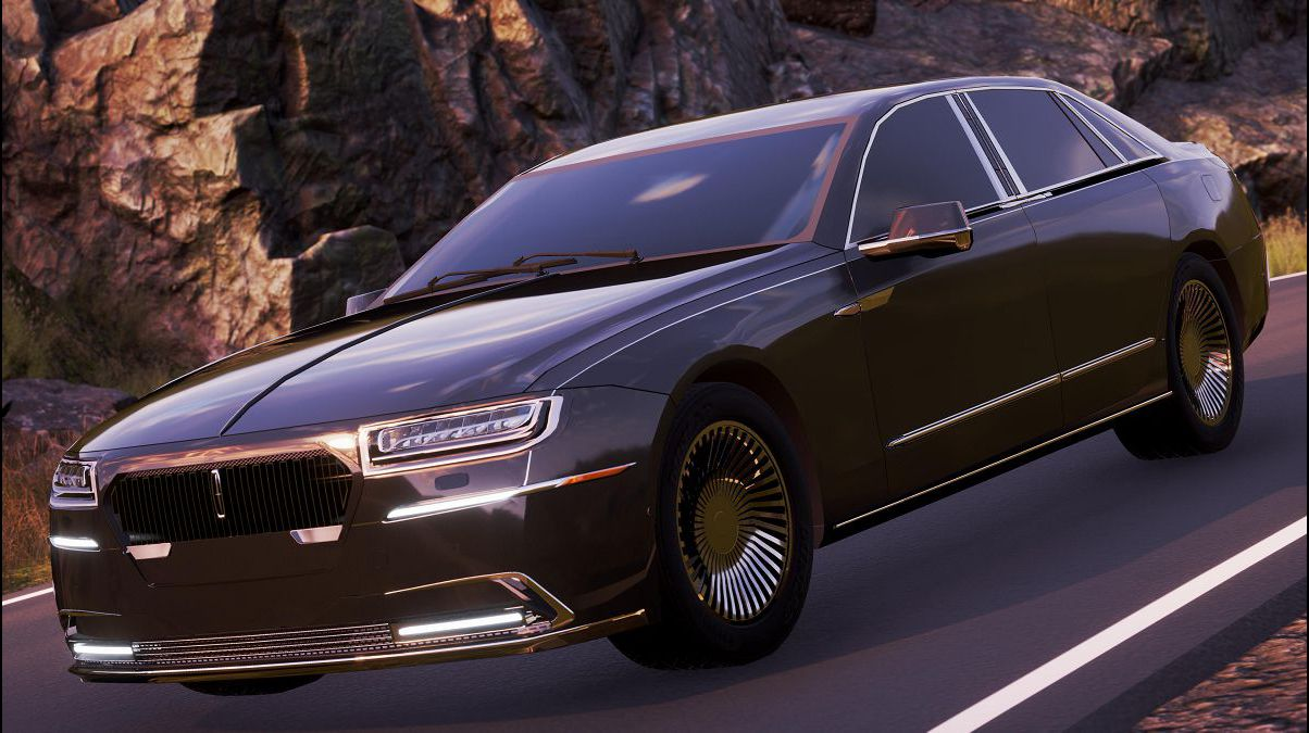 2021 Lincoln Town Car Spesification