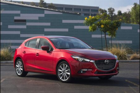 2022 Mazda 3 Hatchback Hitch Lease Parts