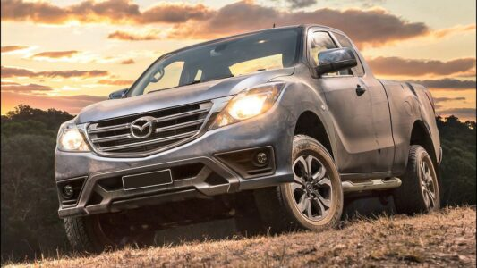 2022 Mazda Bt 50 4x4 Redesign Australia 2021 Price Pickup