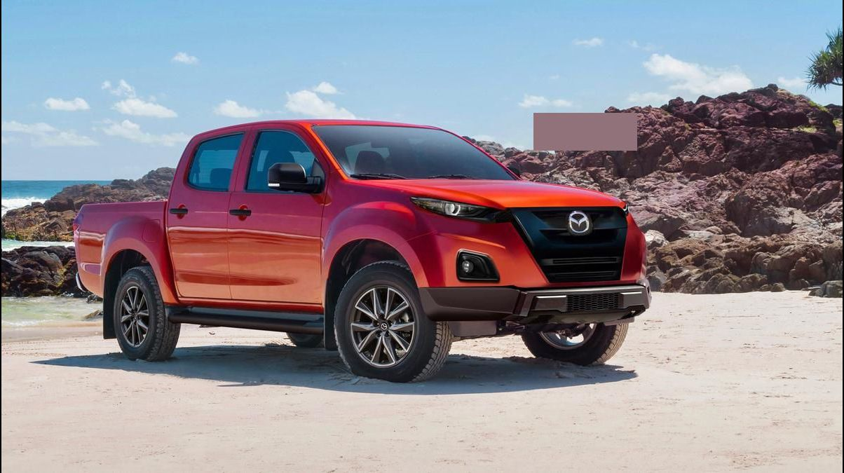 2022 Mazda Bt 50 Specification And Exterior Double Cabine 4x4