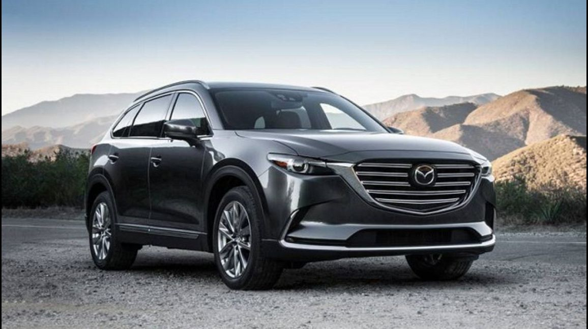 2022 Mazda Cx 9 Suv Vs Mdx Grand Touring