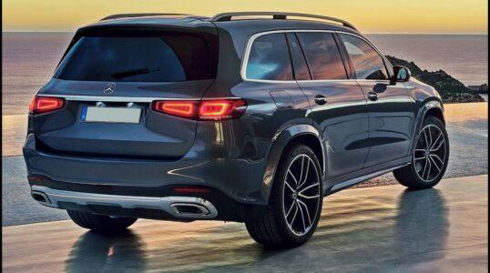 2022 Mercedes Benz Gls 400 320 Mpg 2018 350d