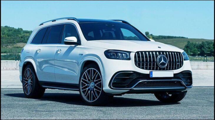 2022 Mercedes Benz Gls 63 Amg Maybach 400d 4matic