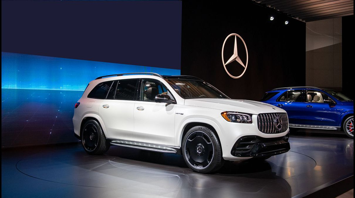 2022 Mercedes Benz Gls Car Game 450 2017 2019