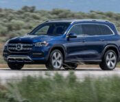 2022 Mercedes Benz Gls Suv Cost Msrp X167 Build