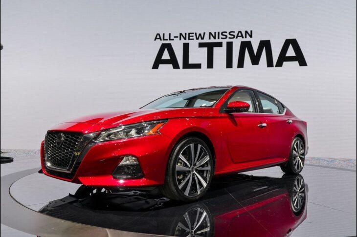 2022 Nissan Altima Accessories Key Fob Cover Floor Mats Seat