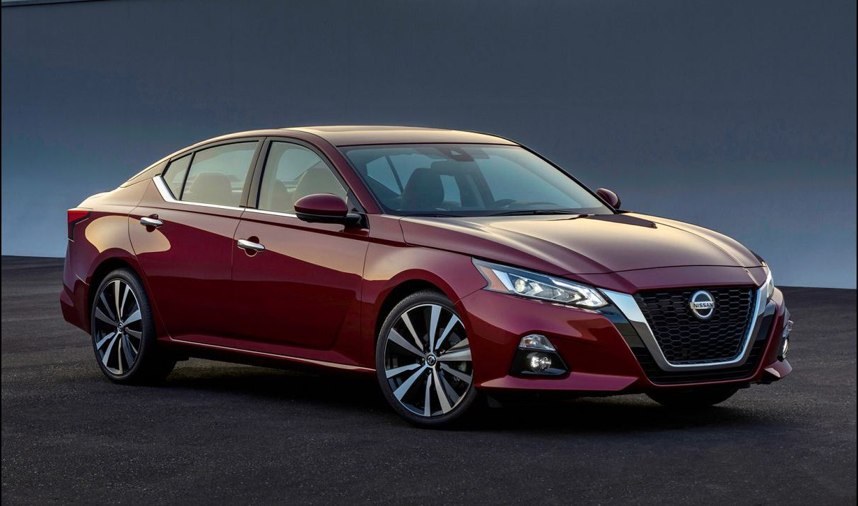 2022 Nissan Altima Coupe Recall Accessories Parts