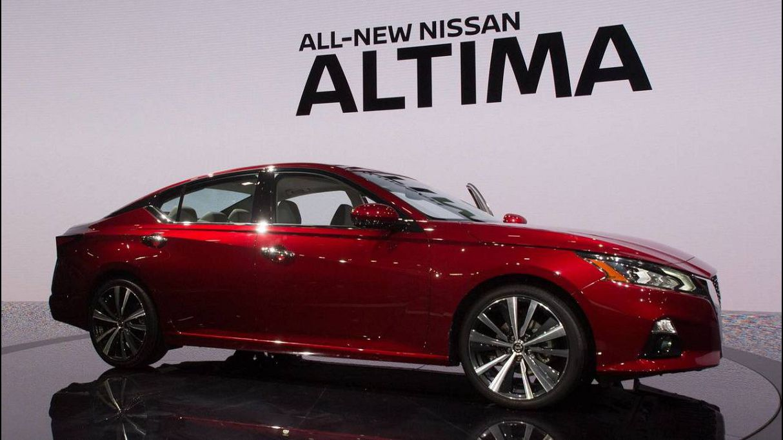 2022 Nissan Altima Door Lights Logo Accessories Bling