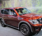 2022 Nissan Armada Mpg Sl Sv Pics Blue Cost Cross Bars Air Filter