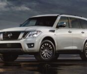 2022 Nissan Armada Platinum Interior Towing Capacity Review