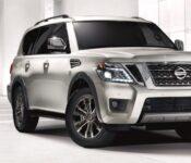 2022 Nissan Armada Platinum Reviews Interior Towing Capacity
