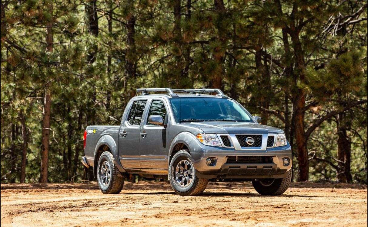 2022 Nissan Frontier 4x4 Pro 4x Trucks Towing Capacity