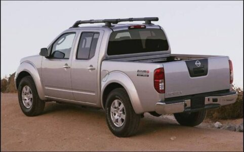 2022 Nissan Frontier Bed Extender Size Reviews Towing Capacity